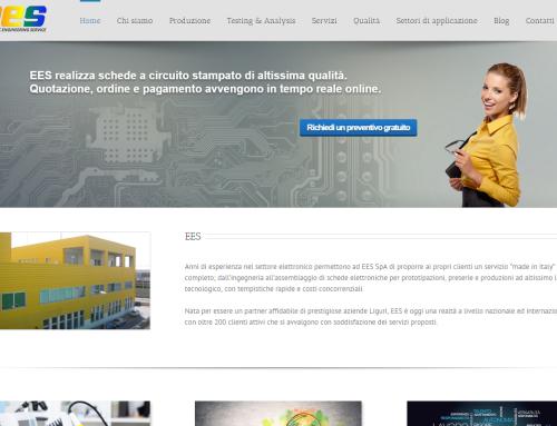 EES.it – Realizzazione Sito Web