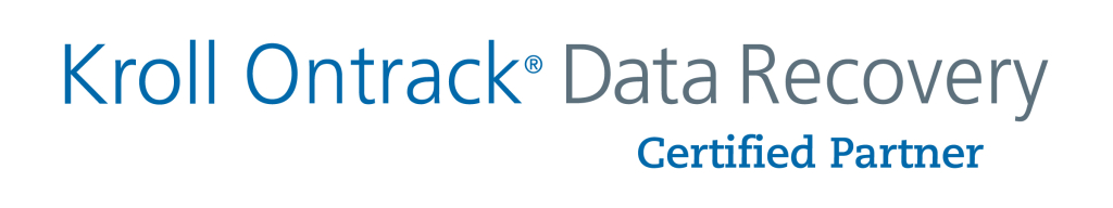 Kroll Ontrack Data Recovery - Certified Partner