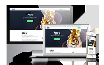 Sito Web Responsive SmartMicroOptics - Blips